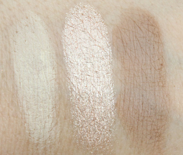 Too Faced Natural Eyes Swatches