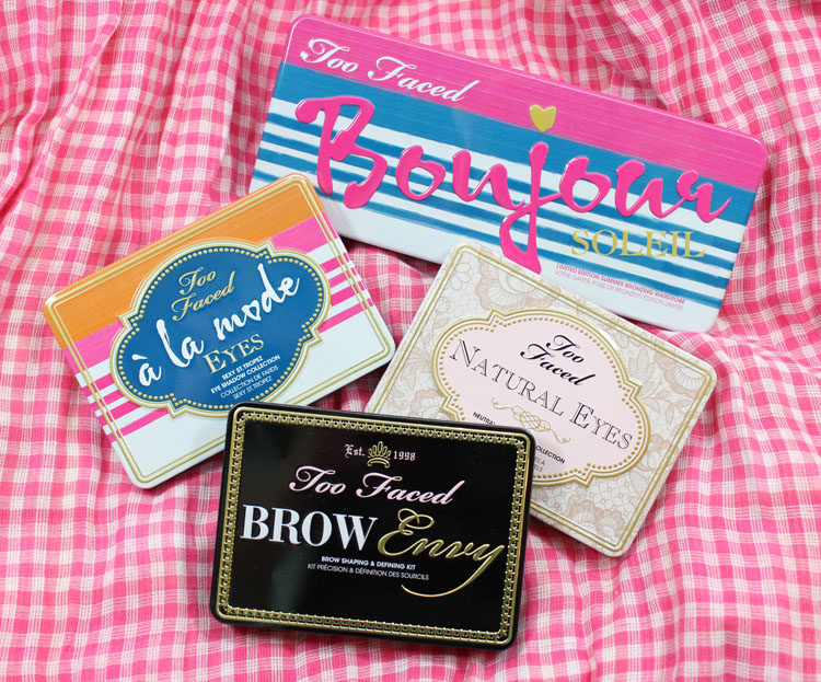 Too Faced Summer 2014