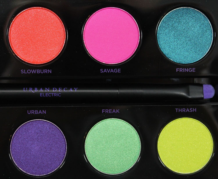 Urban Decay Electric Palette-5