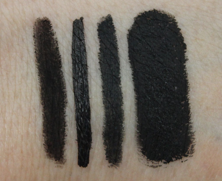 Urban Decay Eye Liner for Summer 2014 Swatches