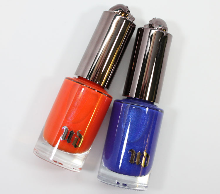 Urban Decay Nail Color Summer 2014