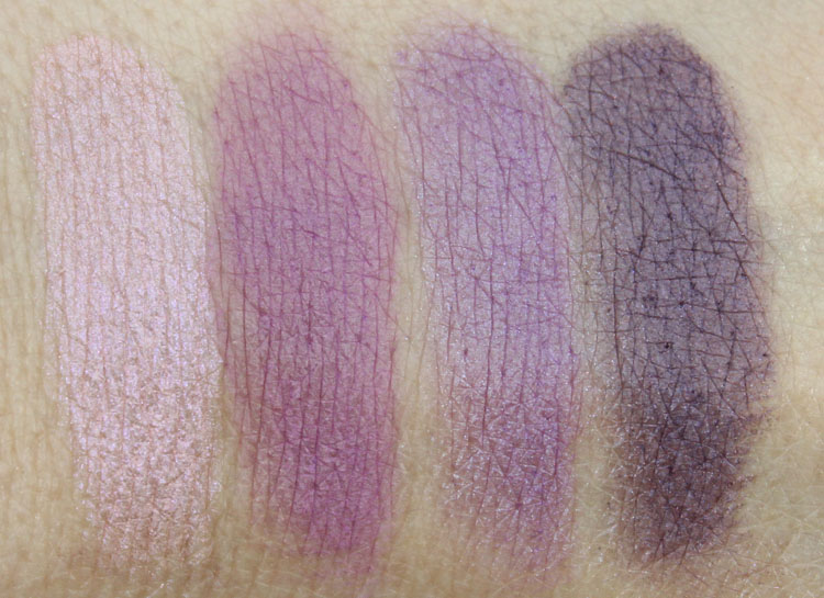Wet n Wild Color Icon Eye Shadow Flirting at the After Party Swatches-2