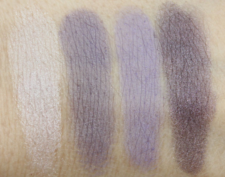 Wet n Wild Color Icon Eye Shadow Flirting at the After Party Swatches