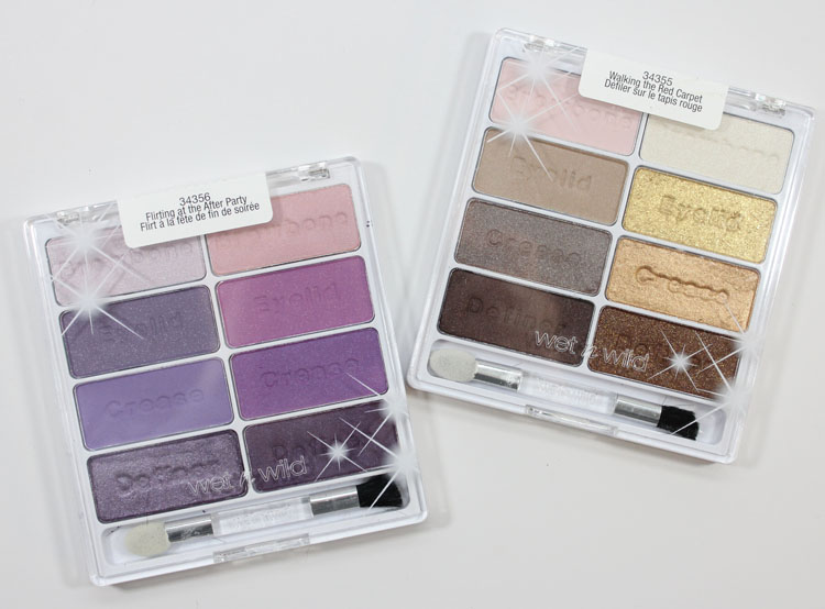 Wet n Wild The Style Award Goes To Color Icon Eye Shadow Collection