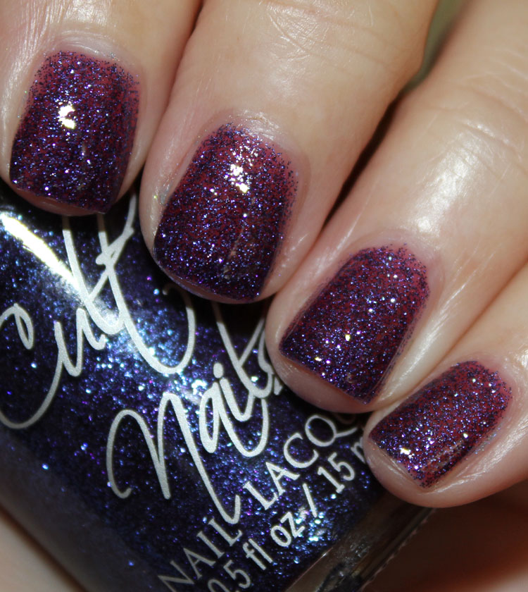 Cult Nails Winter's Light