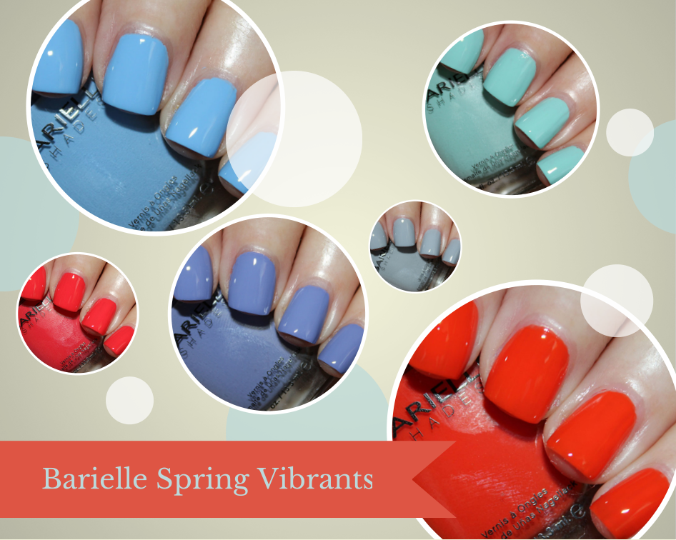 Barielle Spring Vibrants