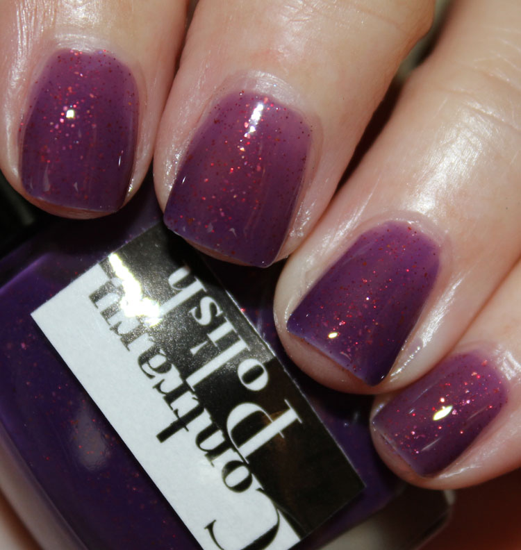 Contrary Polish Darling Wildflower