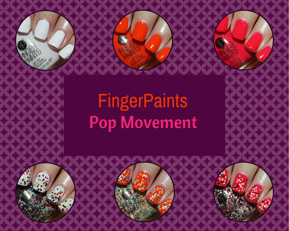 FingerPaints Pop Movement