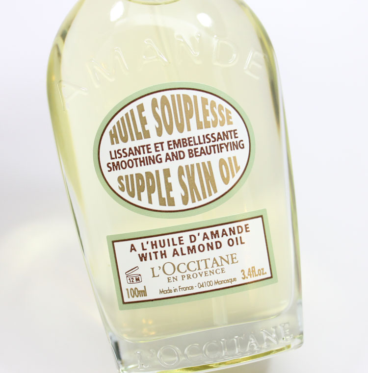 LOccitane Amande Supple Skin Oil