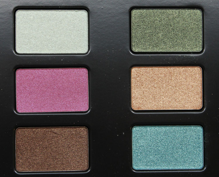 Lise Watier Eden Tropical Eyeshadow Palette