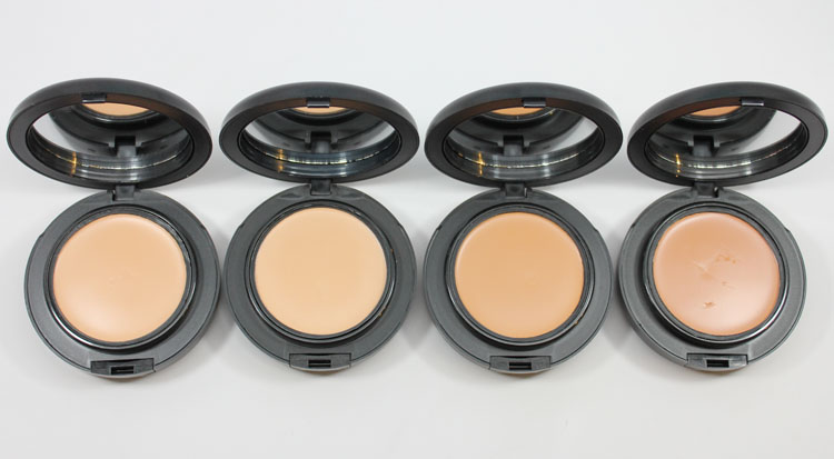MAC Pro Longwear SPF 20 Compact Foundation-2