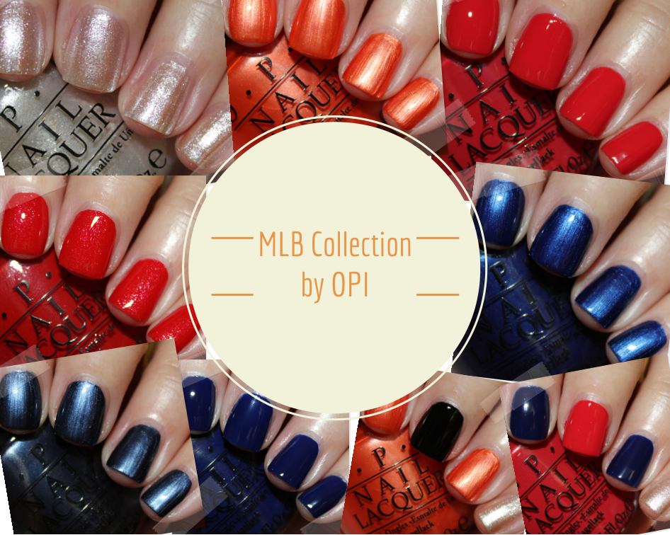 MLB Collection by OPI