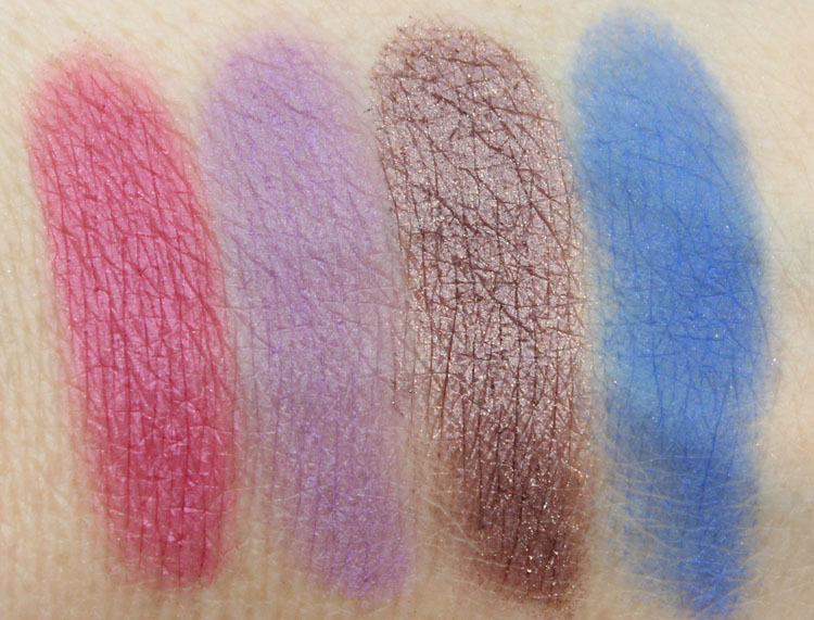 Makeup Geek Eyeshadow Swatches-2