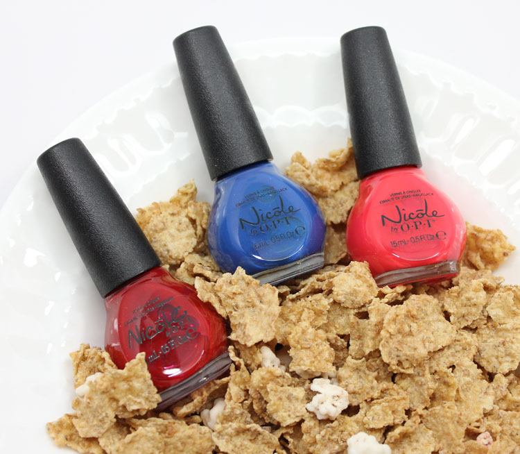 Nicole by OPI Kellogg's Special K-3
