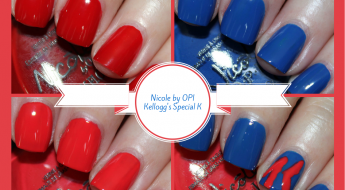 Nicole by OPI Kelloggs Special K