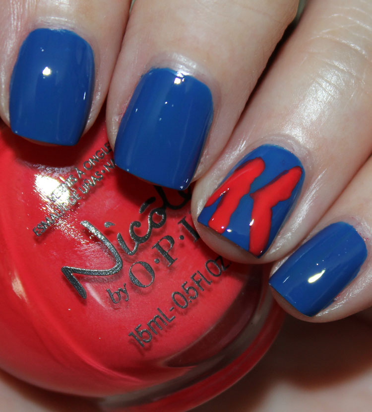 Nicole by OPI Kellogg's Special K Mani