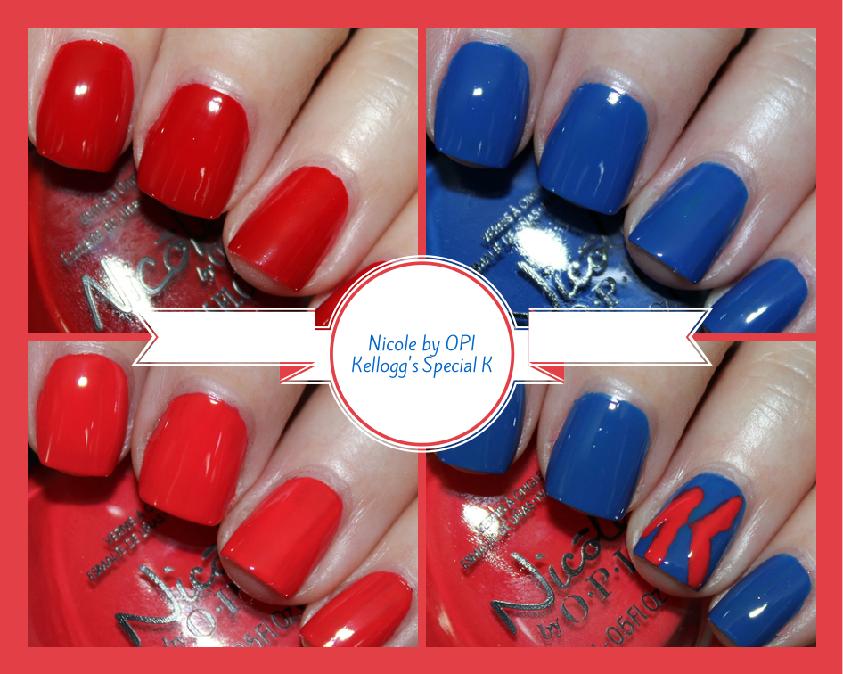 Nicole by OPI Kellogg's Special K