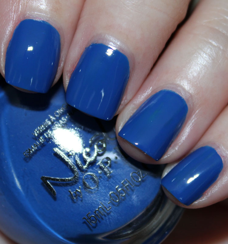 Nicole by OPI Live in the Momentum