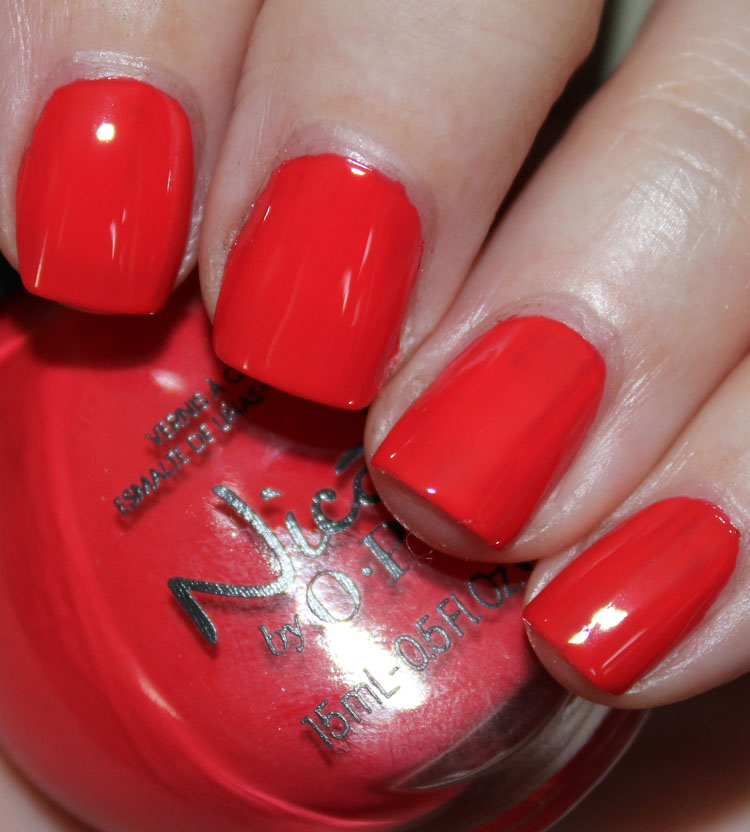 Nicole by OPI My Sol Shines Brighter