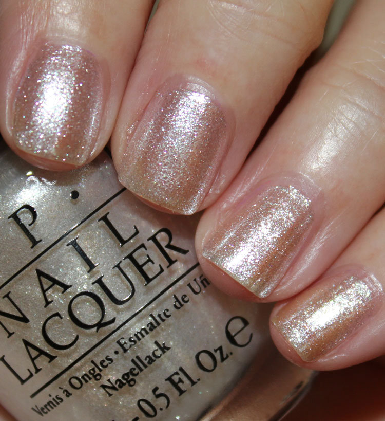 OPI Girls Love Diamonds