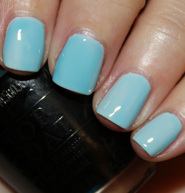 OPI I Cant' Teal You Like Me