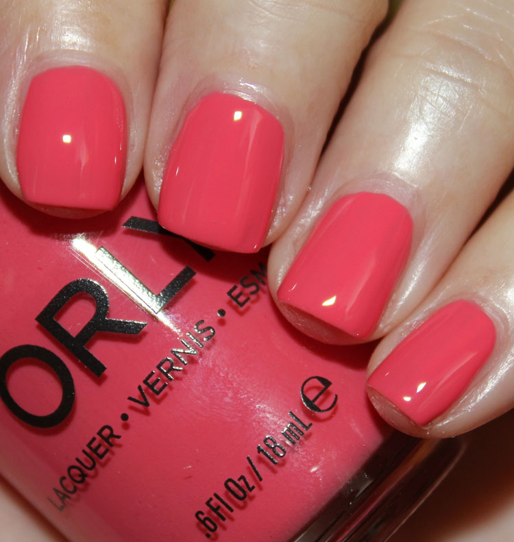 Orly First Blush