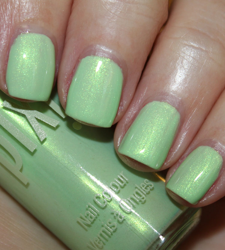 Pixi Nail Colour Lime Lustre