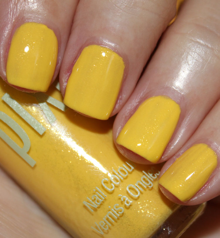 Pixi Nail Colour Sizzling Sunshine
