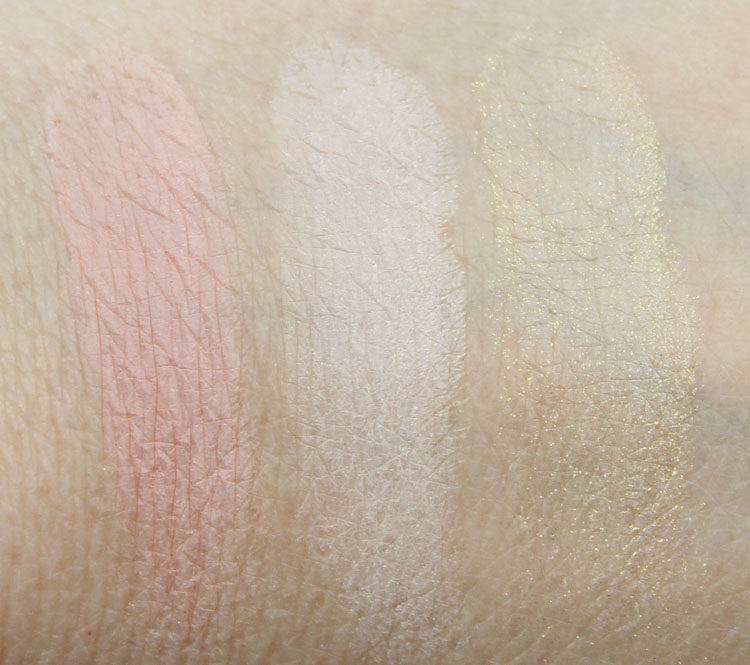 Too Faced Bonjour Summer Eye Shadow Palette Swatches
