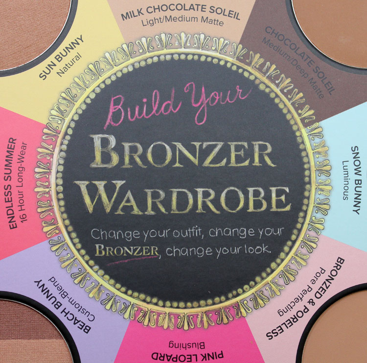 Too Faced The Little Black Book of Bronzers-2