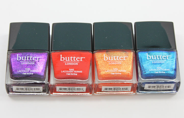 butter LONDON Lolly Brights Nail Lacquer