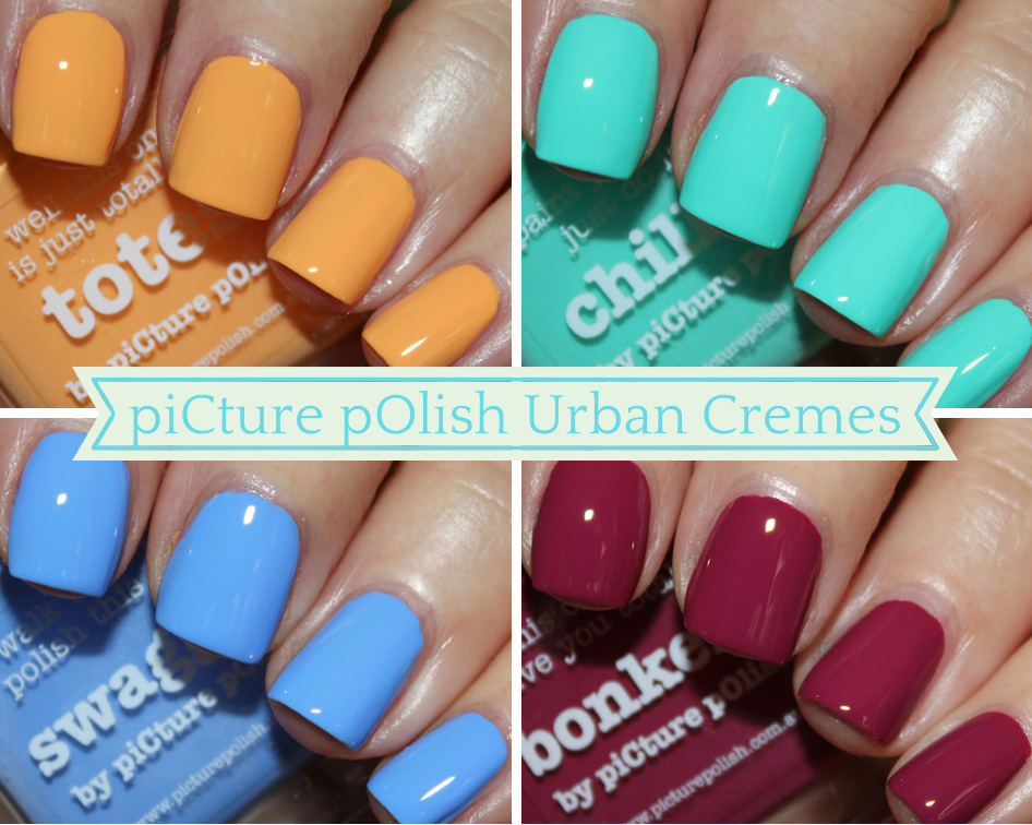 piCture pOlish Urban Cremes