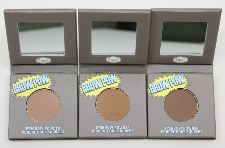 Thebalm Browpow Eyebrow Powder Vampy Varnish