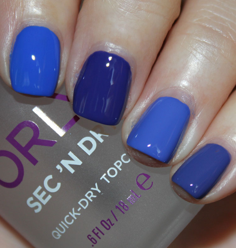 Cobalt Blue Nail Polish Comparisons-2