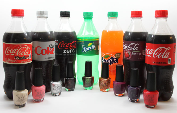 Coca Cola by OPI