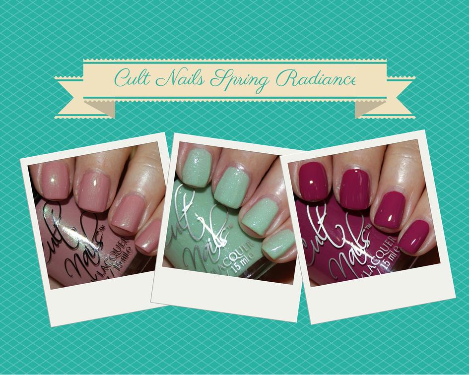Cult Nails Spring Radiance