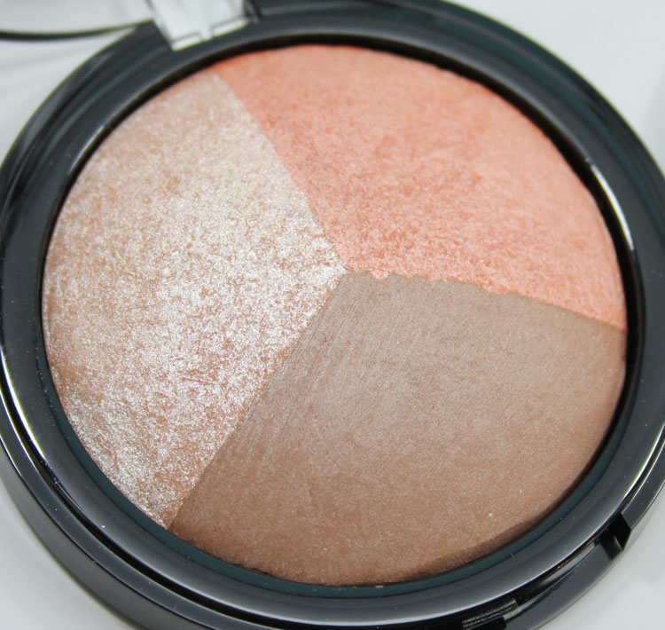 Hard Candy Contouring Face Trio 3 x a lady