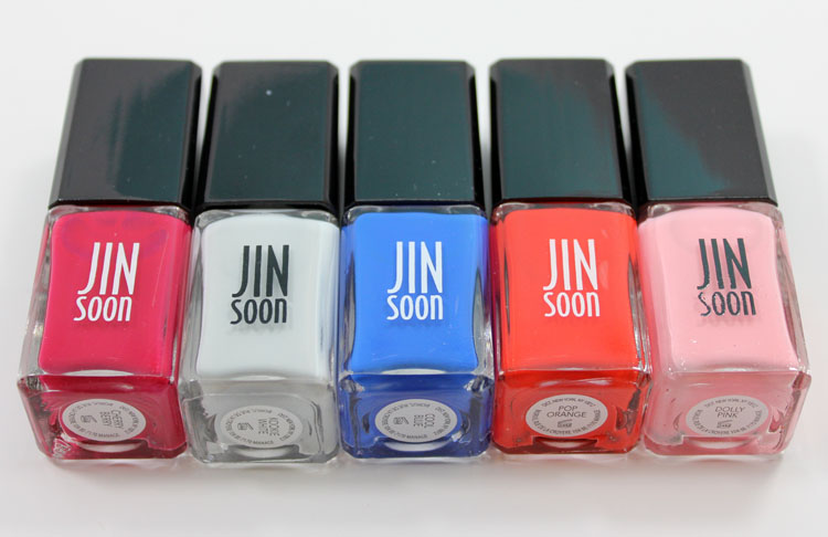 JINsoon S-S 2014 Color Field Collection-2