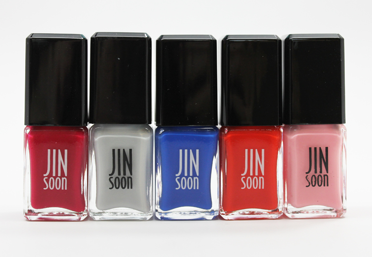 JINsoon S-S 2014 Color Field Collection