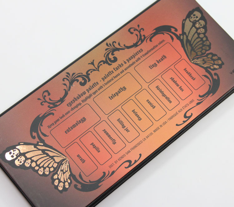 Kat Von D Monarch Eyeshadow Palette-3