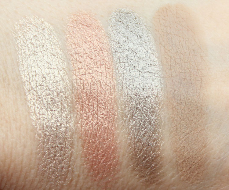 Kat Von D Monarch Eyeshadow Palette Swatches-2