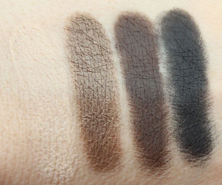 Kat Von D Monarch Eyeshadow Palette Swatches-3