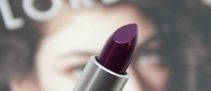 MAC Pure Heroine Lipstick (Lorde Collection)