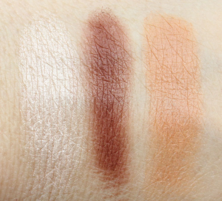 MAC Studio Sculpt Shade and Line Apricotblend Swatches