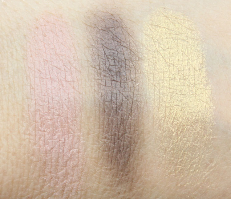 MAC Studio Sculpt Shade and Line Roseblend Swatches
