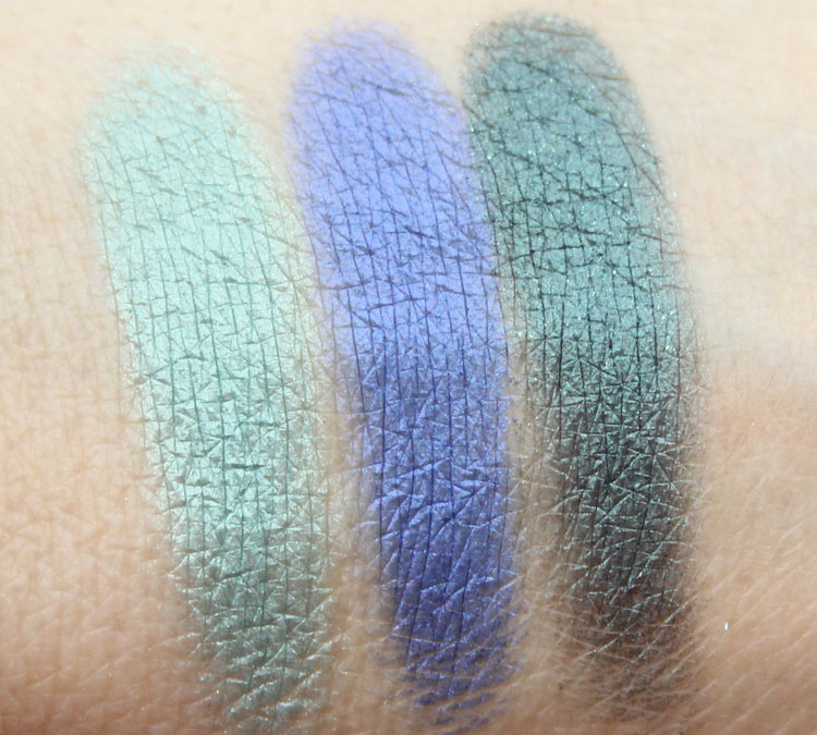 Marc Jacobs The Siren Palette Swatches-2
