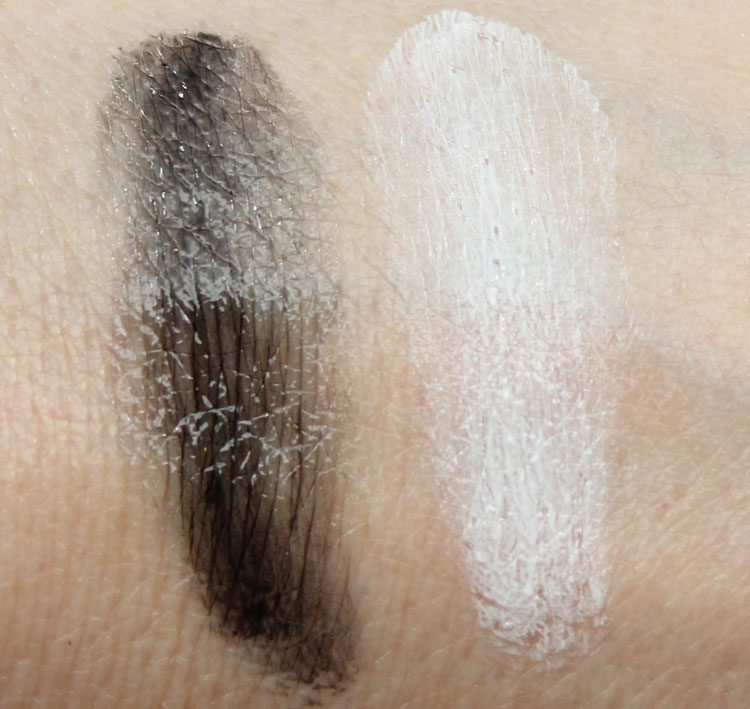 OCC Tarred + Feathered Lip Balm Duo Swatches