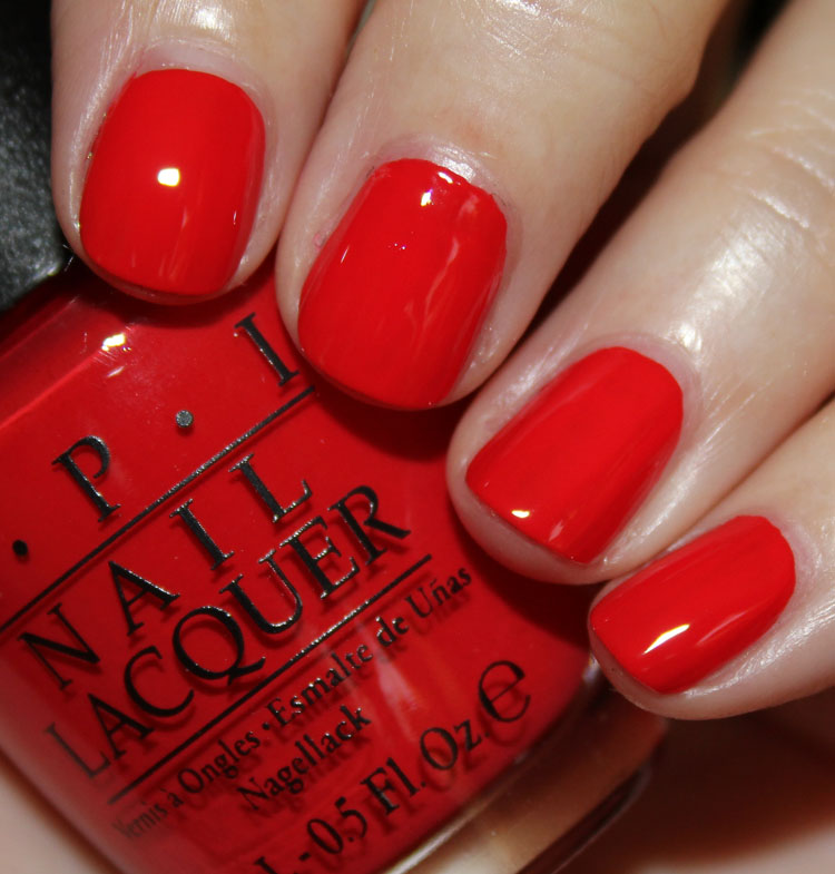 Coca Cola By Opi Swatches Amp Review Vampy Varnish