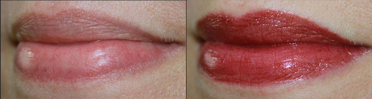 Obsessive Compulsive Cosmetics Stained Gloss in Nomad