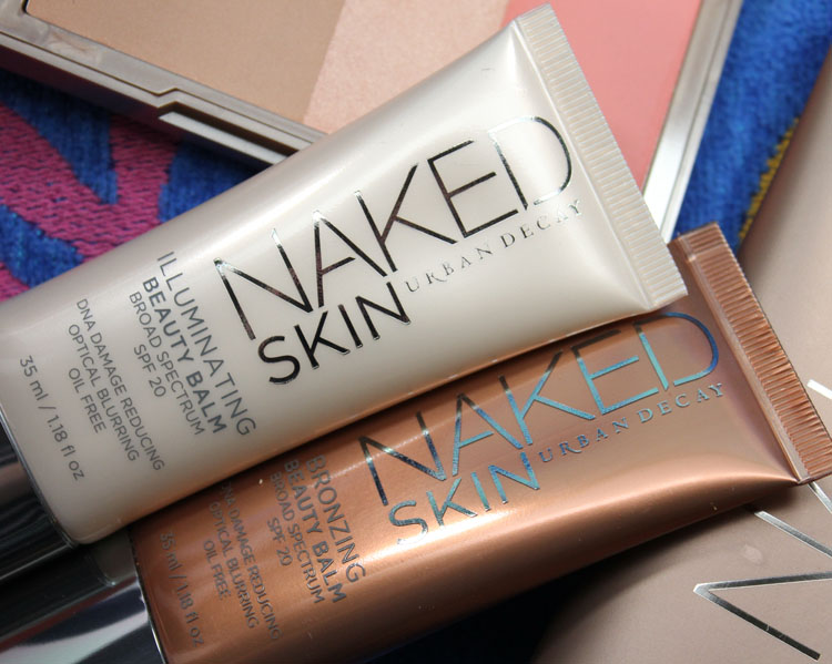 Urban Decay Naked Skin Illuminating, Naked Skin Bronzing